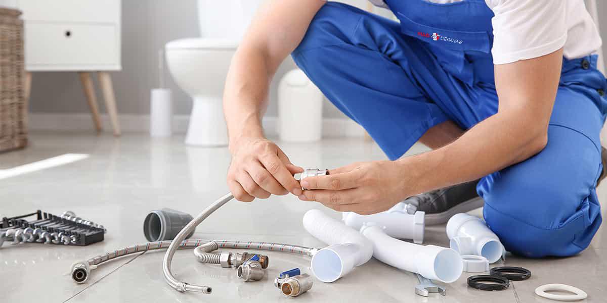 Avant la pose WC Paris, nous diagnostiquons vos canalisations et votre tuyauterie