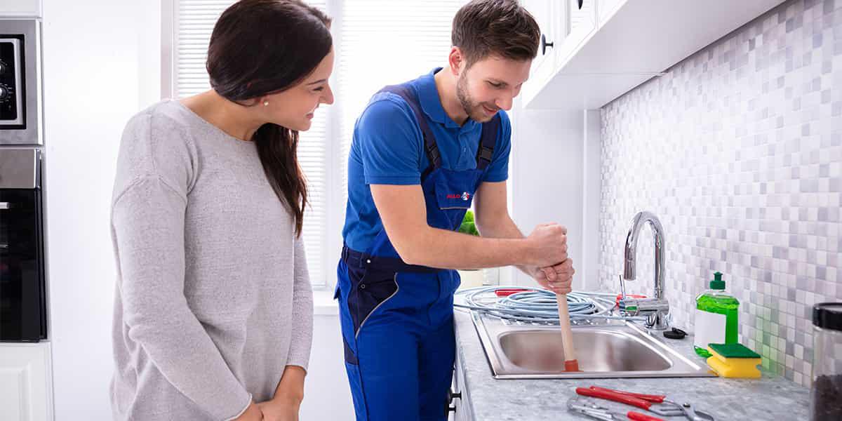 Comment déboucher son évier de cuisine ?