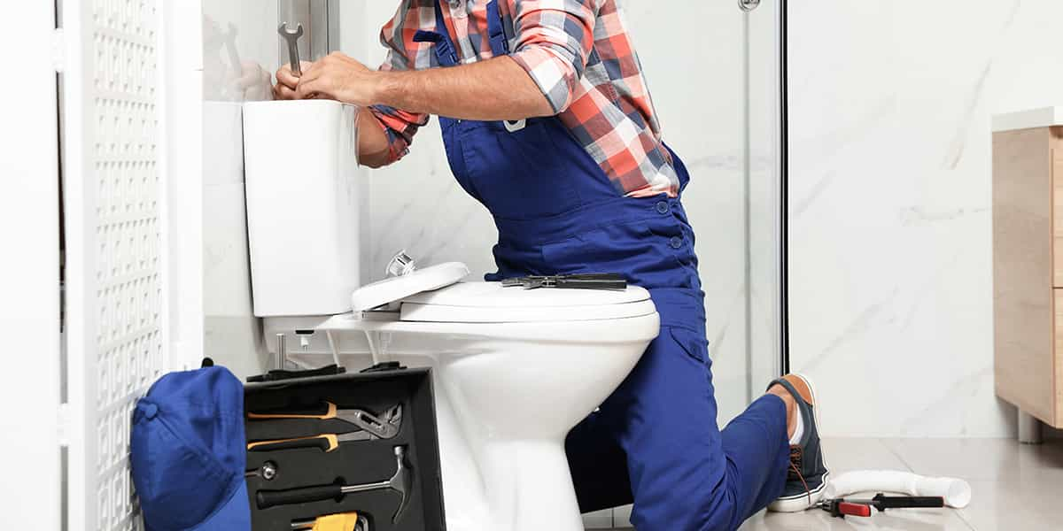 Comment installer un nouveau WC efficacement ?