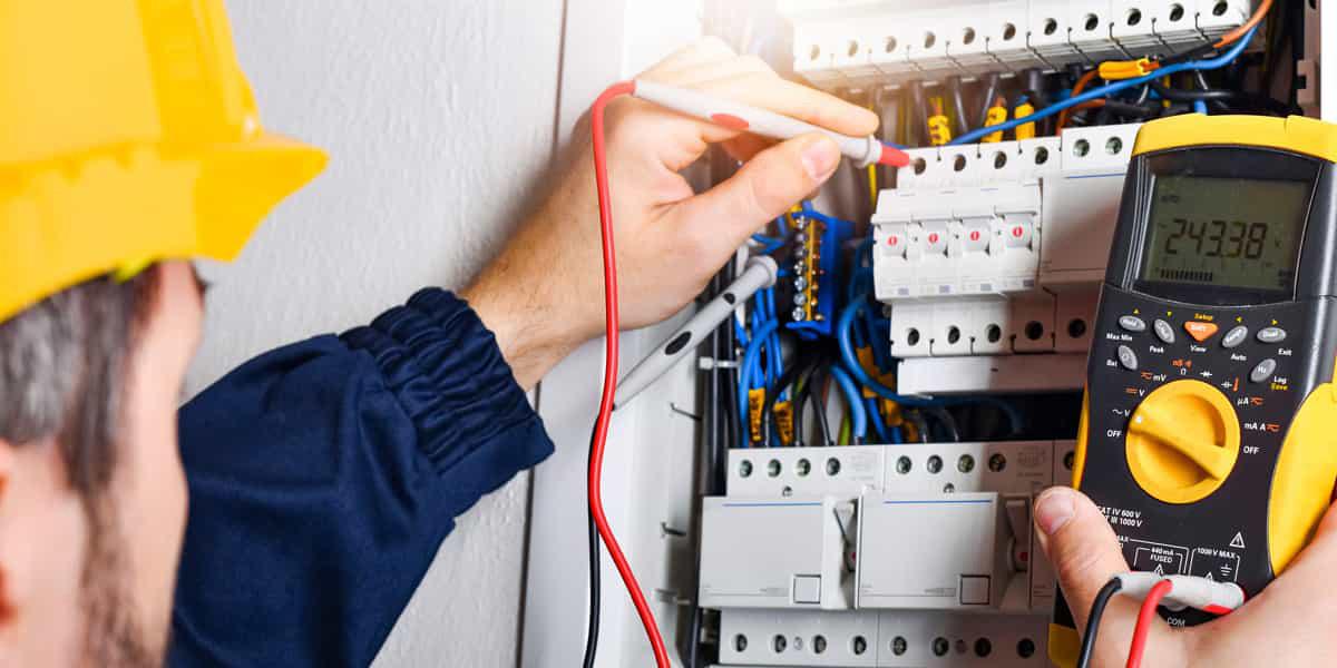 Dépannage électricité Saint-Priest 69800