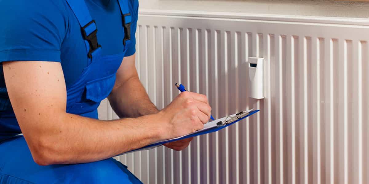 Entretien et maintenance de chauffage