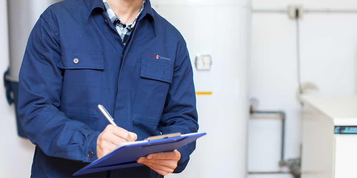 Entretien et maintenance de  votre chaudière par Allo Dépanne