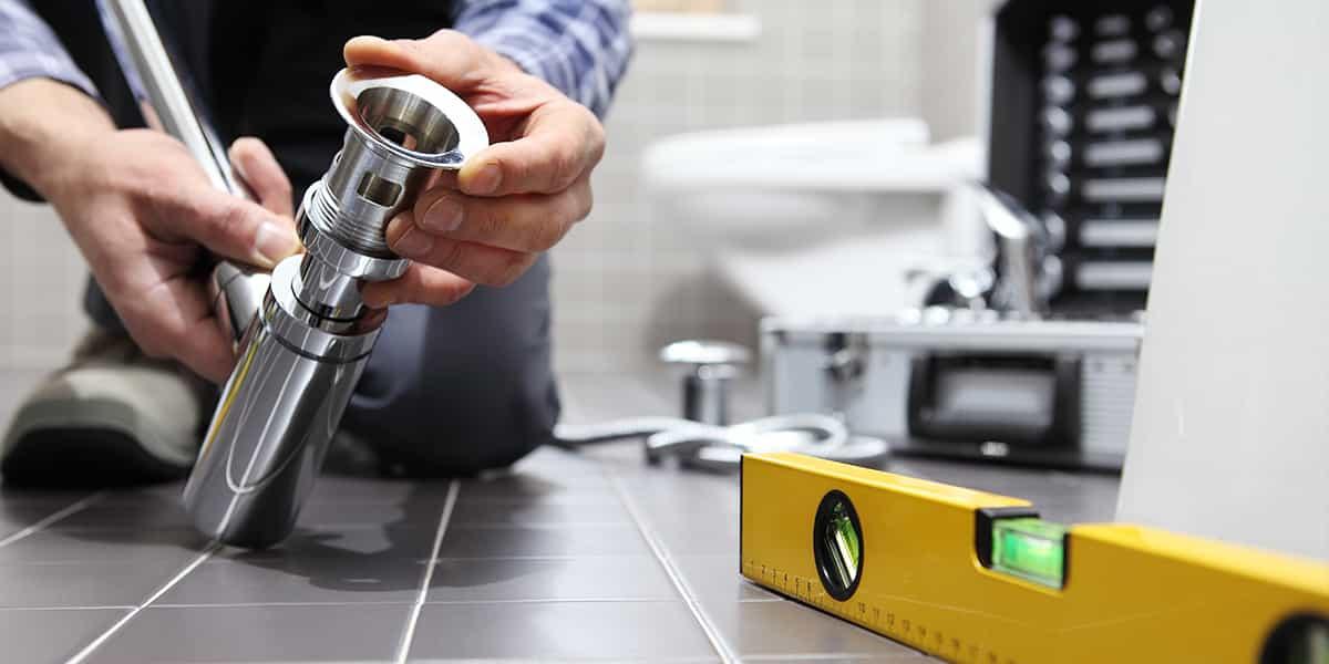 Installation sanitaire par un expert de l'installation plomberie Paris