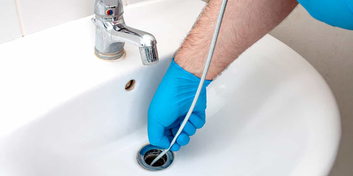 H2 : Dégorgement de canalisation au Furet plombier