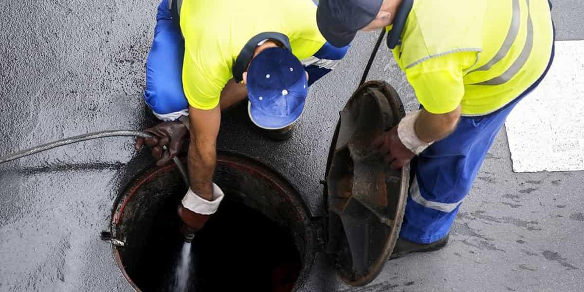 Hydrocurage canalisations dans le 95