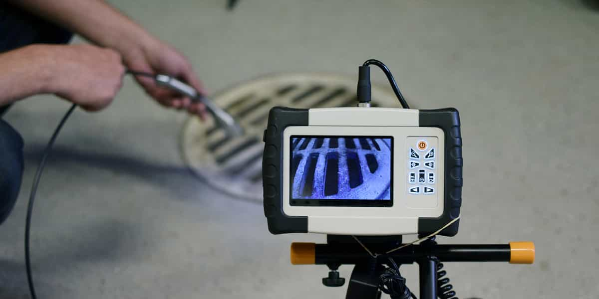 Inspection par caméra endoscopique pour un curage canalisation efficace et irréprochable