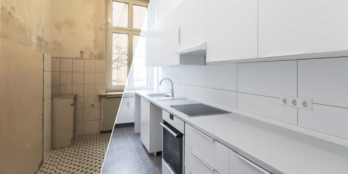 Installation et pose de sanitaire de cuisine clé en main dans le 92