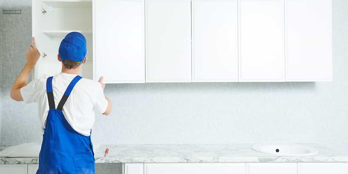 Installation et pose de sanitaires de cuisine