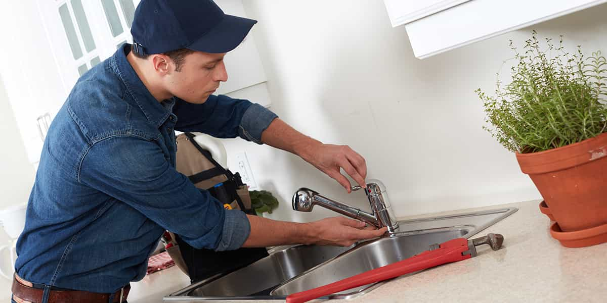 Maintenance et entretien installations de plomberie