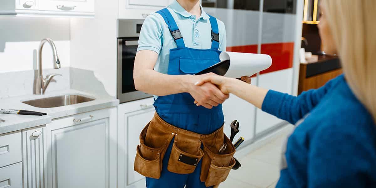 Plombier d'urgence  pour une recherche de fuite