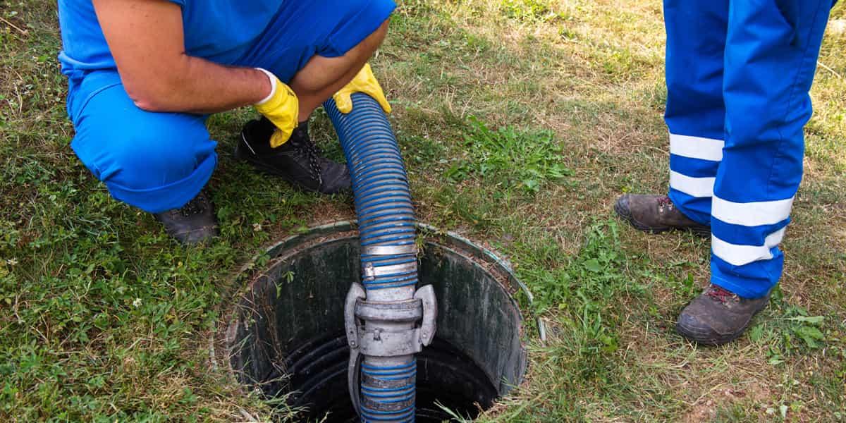 Pompage fosse septique : étape indispensable à toute vidange fosse septique