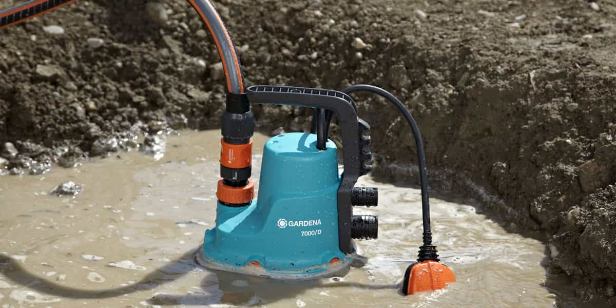 Pompage eaux usées