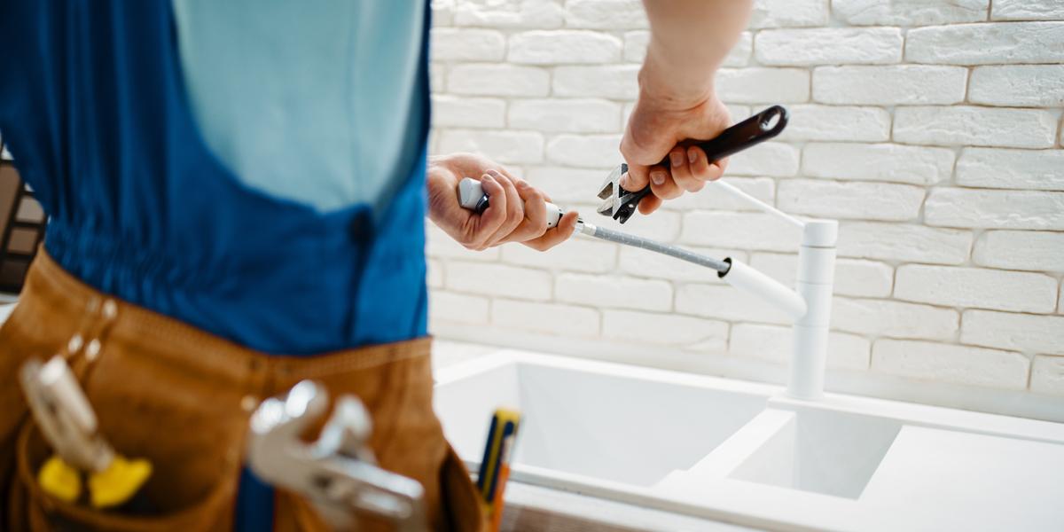 Installation plomberie par un expert