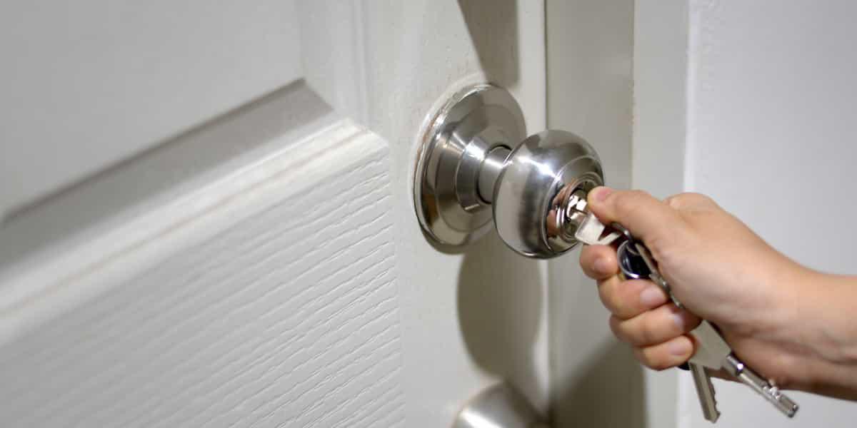 Pourquoi ma porte est bloquée ?