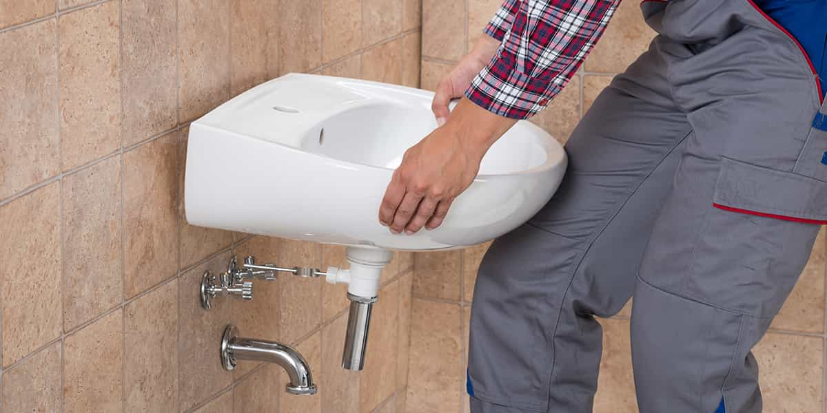 Quelle hauteur choisir pour son lavabo ?
