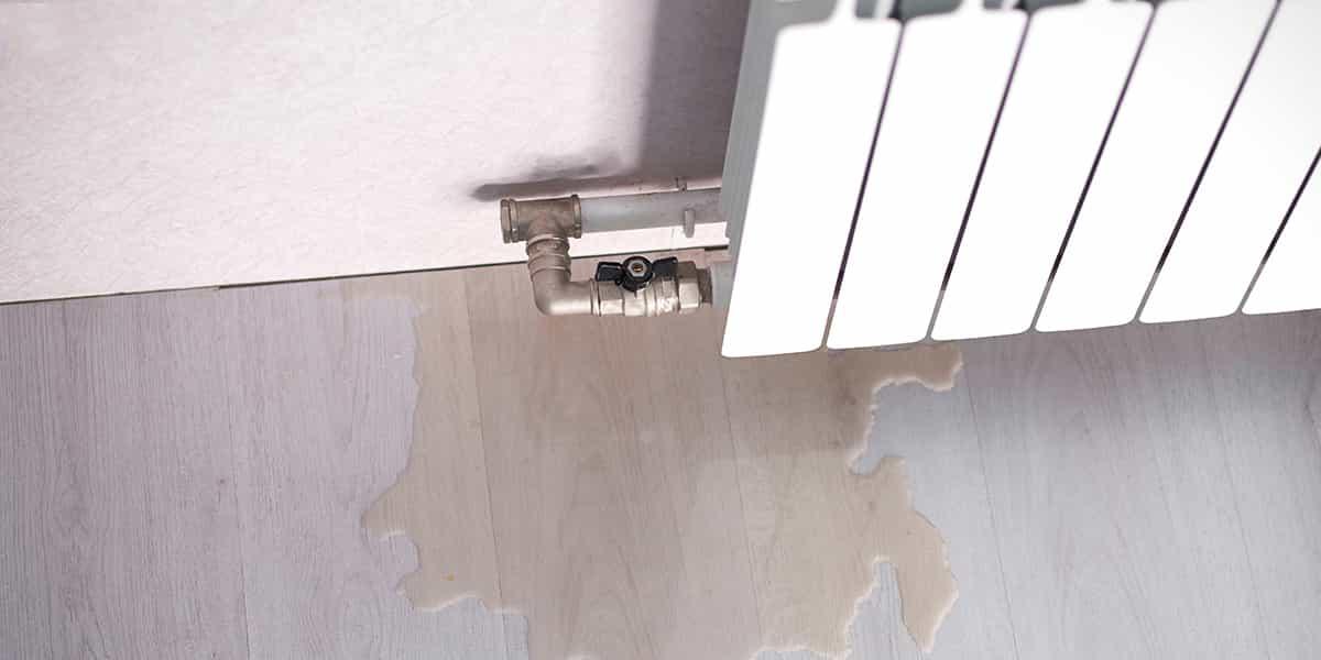Quelles sont les causes d'une panne ou d'une fuite de chauffage ?