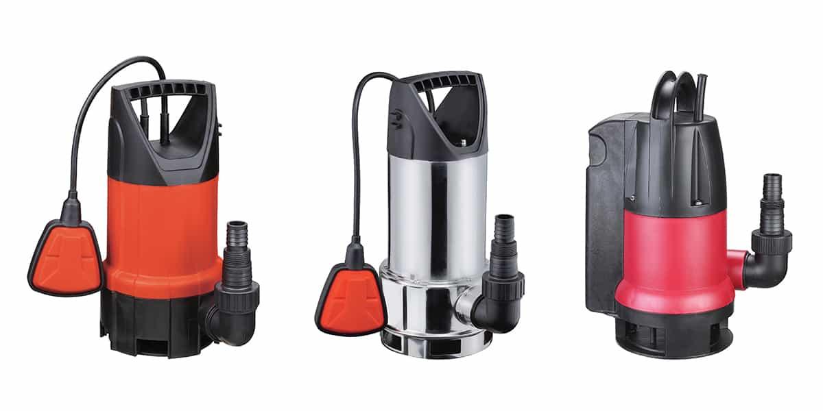 Pompe de relevage Paris: les différents modèles disponibles