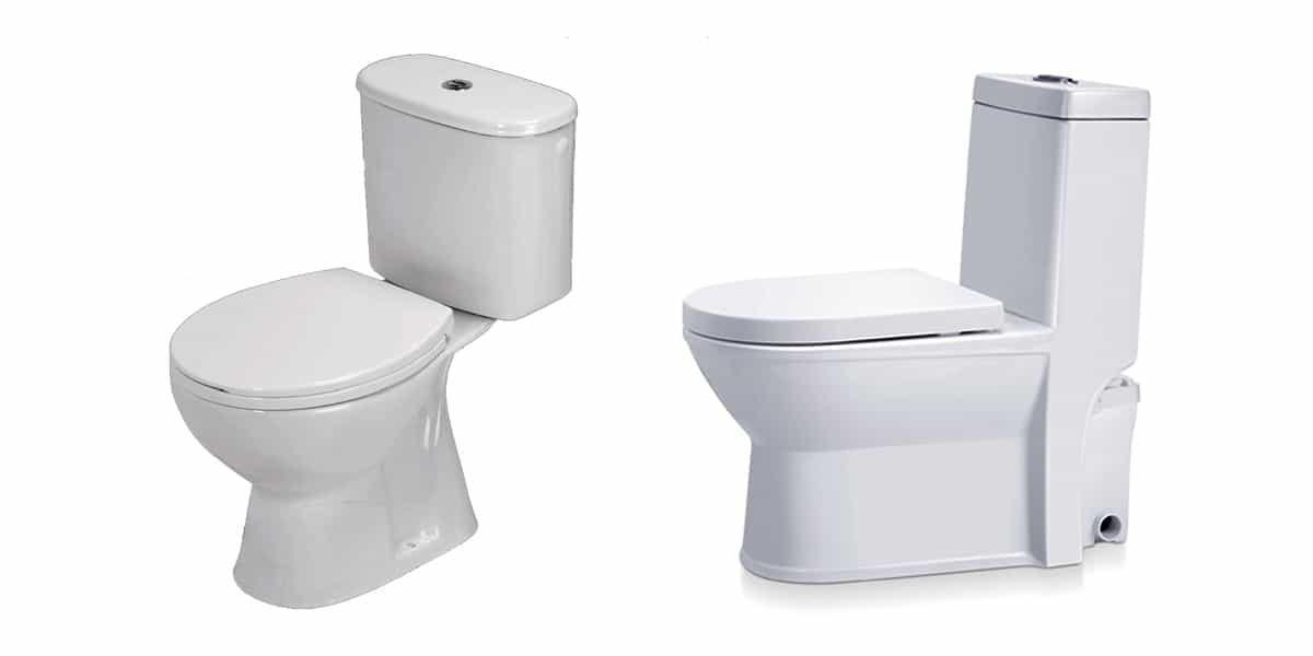 Quels sont les types de WC toilettes que je peux trouver sur le marché ?