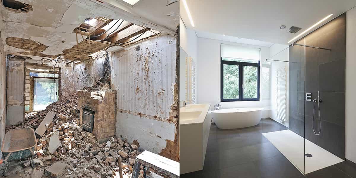 Rénovation des installations et équipements sanitaires