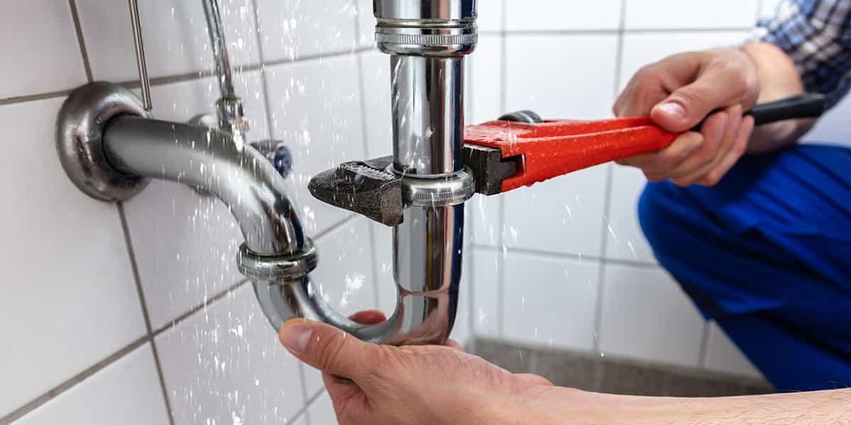Réparation de fuite d'eau en France
