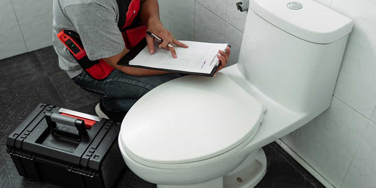 Tarifs réparation fuite WC et fuite sanibroyeur - Devis gratuit