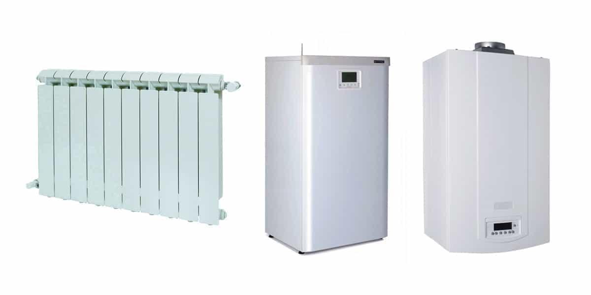 Types d'installations de chauffage et sources d'énergies