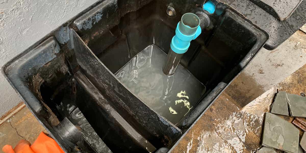 Nettoyage bac à graisse 92 (Hauts-de-Seine)